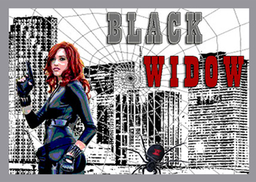 Black Widow Package