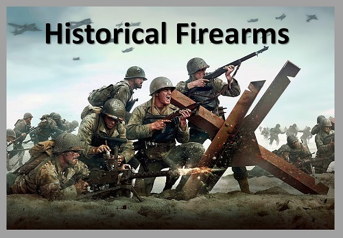 Historical Firearms Package