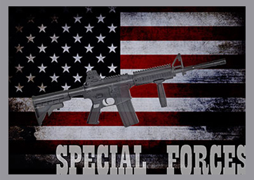 Special Forces USA Package